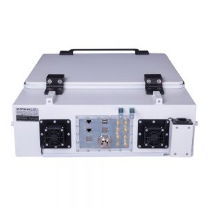 RF shielded drawer for Rackmount