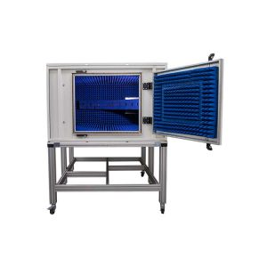RF shielding chamber