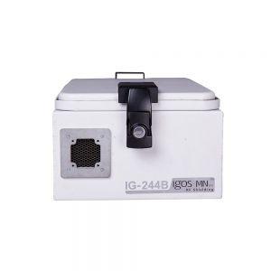 EMC shielded box